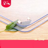 【支持礼品卡】软塑料玻璃PVC桌布防水防烫防油免洗透明胶垫餐桌垫茶几垫水晶板4kk
