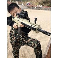 玩具枪男孩10岁手动 儿童电动枪可发射小孩