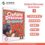 新版Oxford Discover 1 Grammar Book语法书 英文第二版牛津少儿中小学生英语科普全新ESL教