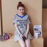 孕妇装夏装上衣2018新款韩版纯棉短款孕妇t恤短袖白色打底衫潮妈5835