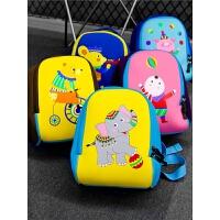 1-3-6岁宝宝双肩背包儿童幼儿园书包男女孩可爱小书包