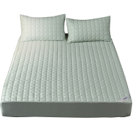 防螨纯棉床笠单件全棉席梦思保护套夹棉床垫套可拆卸床罩