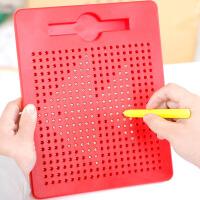 儿童磁性画板ipad写字板1-2-3岁宝宝涂鸦板小黑板家用磁性笔幼儿