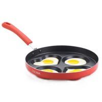 平底锅煎蛋器 爱心煎蛋锅 厨房用品 煎鸡蛋铝锅