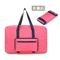 旅行收纳袋旅游行李手提包便携折叠购物袋拉杆包整理袋衣服打包袋