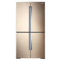 Samsung/三星RF66M9061X7/SC韩国原装进口十字四门冰箱品式变频无霜三循环智能WF金属冷却