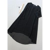 拉[T112-203]专柜品牌1898正品桑蚕丝女裙子女装连衣裙0.26KG