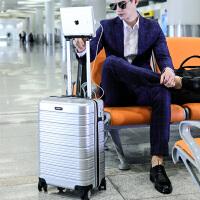 NTNL 多功能拉链哑光行李箱