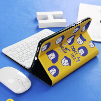 2018新款4Plus平板8英寸小米4保护套miPad四蓝牙鼠标键盘10.1软壳 买就送钢化膜