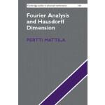 【预订】Fourier Analysis and Hausdorff Dimension 9781107107359