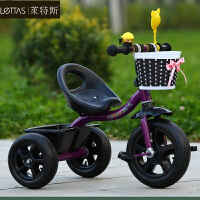 W 便宜的儿童三轮车可手推小孩子自行车坐男孩女宝宝骑车子玩具1-2-
