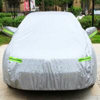 现代名图朗动悦动索纳塔途胜瑞纳ix35 25汽车车衣防晒防雨罩