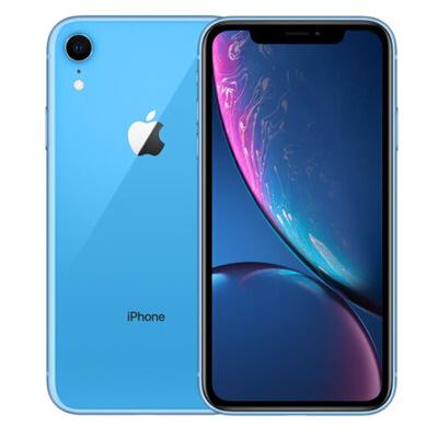 Apple iPhone XR 128G 蓝色 支持移动联通电信4G手机国行正品,可使用礼品卡支付
