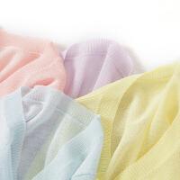 女童针织开衫夏季薄款儿童薄外套宝宝空调衫2018新款中小童防晒衫
