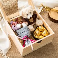情人节礼物创意送女友闺蜜给老婆爱情特别浪漫新年生日礼物送女生
