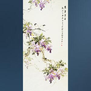 省美协   许宜锦  紫气东来  /1