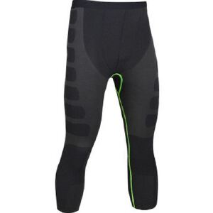 新款男士塑身塑型裤轻压舒适透气速干紧身七分运动裤MA08