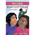 【预订】Nikki and Deja: Substitute Trouble9780544223882