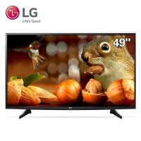 LG 49UH6100-CB 49英寸 4K超清 IPS硬屏 省电节能 高动态范围图像 HDR臻广色域 平板液晶电视机