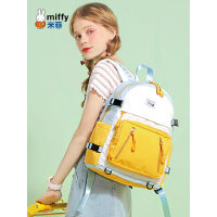 米菲2019新款双肩包女韩版潮百搭尼龙帆布背包旅行大容量学生书包