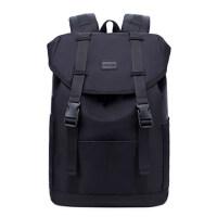 时尚潮流韩版青年大学生书包休闲简约背包男双肩包男士旅行电脑包