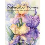 【预订】Wendy Tait's Watercolour Flowers Fresh, effective and i