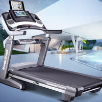 美国ICON 爱康跑步机 家用静音 智能全彩屏可调节立柱 健身器材