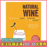 【特惠包�]】Natural Wine 天然葡萄酒:有�C生物�恿��造葡萄酒概�r