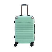 217铝框行李箱男万向轮拉杆箱女旅游旅行箱密码箱子登机箱包