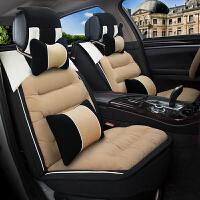 2017新款汽车座套定做全包围专车坐垫四季通用pu皮革座椅套