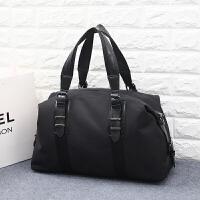 短途旅行包男手提大容量旅游袋休闲韩版单肩行李包出差包男士