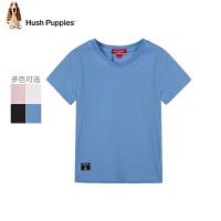 【2件5折:149.5元】暇步士儿童夏季新款时尚可爱简约短袖T恤中大童简约短袖T恤