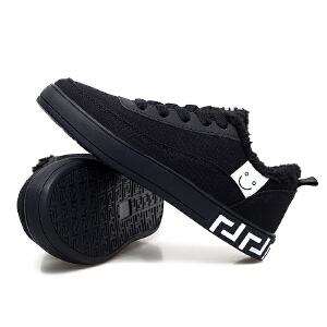 情侣款棉鞋时尚潮鞋(加绒)