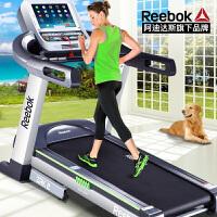 英国Reebok锐步 锐步跑步机家用静音折叠 460MM超宽跑带 阿迪达斯旗下品牌健身器材
