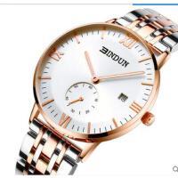 手表全自动机械表男表防水商务休闲男士手表日历腕表
