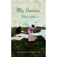 英文原版 经典系列:我的安东尼・维拉・凯瑟My ántoniaMy Antonia Bantam Classic 经典文