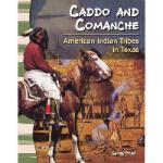 【预订】Caddo and Comanche: American Indian Tribes in Texas