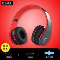 Amoi/优品 T3无线蓝牙耳机头戴式重低音无线运动可插卡式跑步耳麦手机苹果安卓通用电脑游戏耳机超长 官方标配