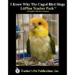 【预订】Litplan Teacher Pack: I Know Why the Caged Bird Sings