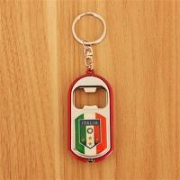 欧洲杯周边啤酒开瓶器德国法国意大利足球队小灯钥匙扣纪念品 德国