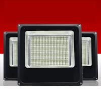 LED灯100W投光灯射灯户外照明灯路灯室外灯探照灯防水投射灯亮 50W工程款84珠 白光