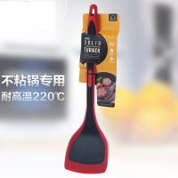 不粘锅专用耐高温尼龙铲套装硅胶铲厨房家用炒菜铲子汤勺铲勺im1