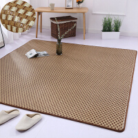 夏季藤面地垫防滑榻榻米铺垫凉感席垫家用日式地铺睡垫爬行垫