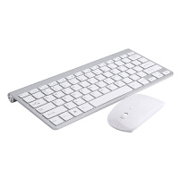 无线键盘鼠标套装家用超薄迷你适用联想苹果微软hp华硕笔记本台式