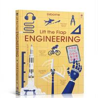 【全店300减100】工程小百科 英文原版 Lift the Flap Engineering 翻翻纸板书 6-12岁