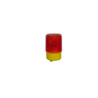 太阳能警示灯闪光爆闪灯夜间安全交通警示施工路障频闪信号灯磁铁 04款 磁铁