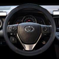 2018新款丰田威驰致享16款凯美瑞rv4a雷凌1.2T卡罗拉双擎方向盘套 汽车用品