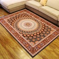 欧式客厅地毯沙发茶几地毯卧室床边毯榻榻米满铺地毯地垫家用