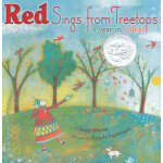 Red Sings from Treetops 红色树梢在歌唱 2010年凯迪克银奖 9780547014944
