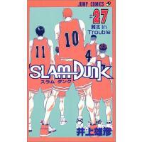 [现货]进口日文 SLAM DUNK 灌篮高手 27                                   SLAM DUNK  27